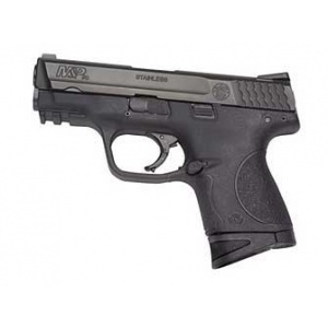 "S&W M&P Compact 3.5"" 9mm Black No Internal Lock W/MD 10.5#"