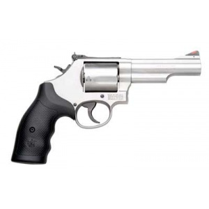 "S&W Model 69 4.25"" .44Mag 5rd  Stainless AS RBR"