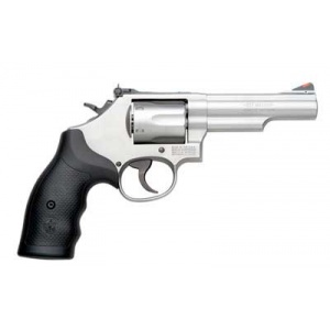 "S&W Model 66 4.25"" .357Mag 6rd Stainless AS RBR 162662"