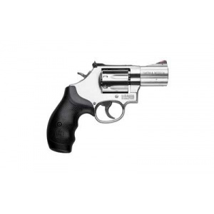 "S&W Model 686-6 PLUS 2.5"" .357Mag Stainless 7rd"