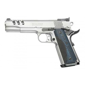 "S&W Model 1911PC .45ACP 5"" Stainless 8rd AS WD"