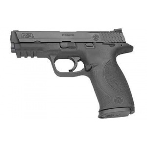 "S&W M&P 4.25"" .40S&W Black 15rd FM Thumb Safety 206300"