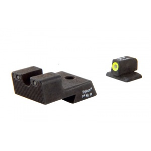 Trijicon HD Night Sights Colt 1911 Yellow Front