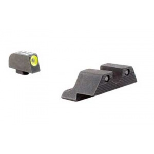 Trijicon HD Night Sights for Glock Yellow Outline