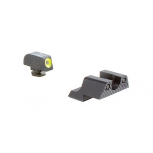 Trijicon HD Night Sights for Glock 42/43 Yellow Front