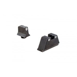 Trijicon Suppressor Night Sights for Glock 9mm Green