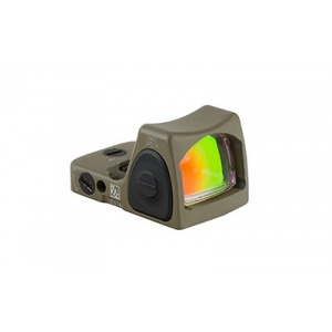 Trijicon RMR Adj 6.5 MOA LED Red Dot Fd