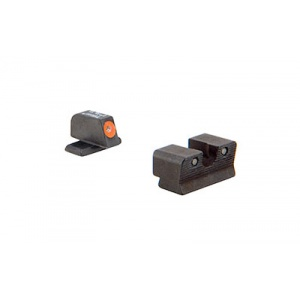 Trijicon HD Night Sights XDs Orange Front Ol