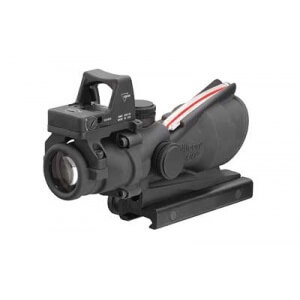 Trijicon Acog 4x32 Red Crosshair 223 w/RMR