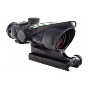 Trijicon Acog 4x32 Green Horseshoe M4 w/TA51 Mount