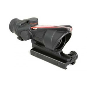 Trijicon Acog 4x32 Red Horseshoe .223 w/TA51 Mount