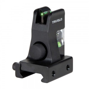 TruGlo AR-15 Front Rifle Sight Green TRUTG115