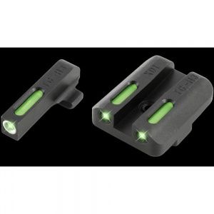 TruGlo TFX Tritium/Fiber-Optic Day/Night Sights SF XD Set TG13XD1A