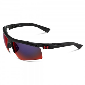 Under Armour Core 2.0 Shiny Black Frame Gray If Multiflection Lens