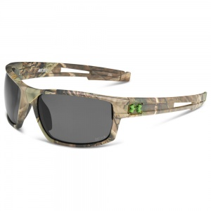 Under Armour Captain Storm Realtree Pattern Frame Gray Polarized Lens