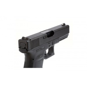 XS Systems Big Dot for Glock 17/19/22-24/26 Green XSSGL-0001S-3