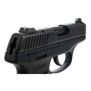 XS Systems Big Dot Tritium Ruger LC9/380 Green XSSRP-0009S-3