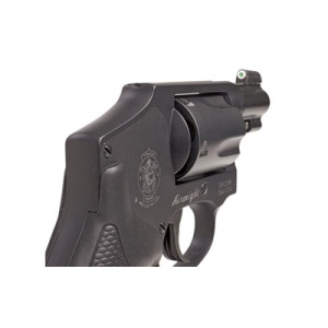 XS Systems Big Dot Pinned S&W J-Frame/Ruger Sp-101 Green XSSRV-0001N3