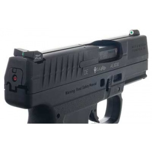 XS Systems 24/7 Big Dot Walther PPS Set Green XSSWT-0002S-5
