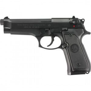 """Beretta 92Fixed Sights 9mm 4.9"""" 15rd Made in Italy JS92F300M"""