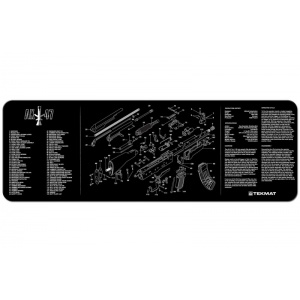 TekMat Rifle Mat AK-47 Black