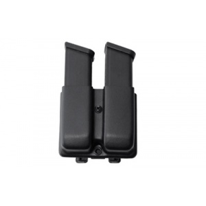 Blade Tech Double Mag Pouch M&P™ 9mm/.40S&W  RH  Black
