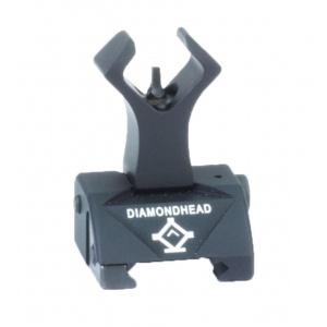 Diamondhead Front Combat Sight™ Black