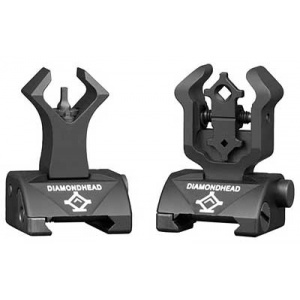 Diamondhead Integrated Sighting System™ Black