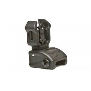 Diamondhead Polymer Rear Sight (w/NiteBrite) Black