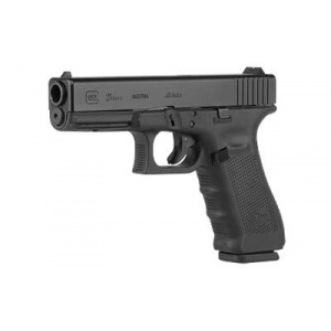 "GLOCK 21 GEN4 .45ACP 4.6"" Barrel Fixed sights 13rd Black PG2150203"