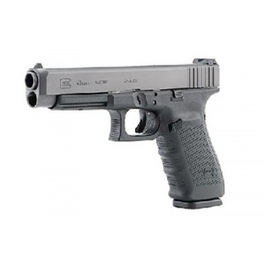 "GLOCK 41 GEN4 .45ACP Longslide Practical/Tactical 5.31"" Barrel Adj Sights 10rd Black PG4130101"