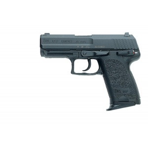 "HK USP-C 9mm 3.58"" Stainless V1 12rd"