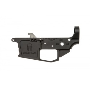 Joe Bob Outfitters Spartan-9mm Glock Magazine Compatible Billet Lower Receiver
