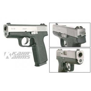 """KAHR CW45 .45ACP 3.5"""" Stainless Polymer 1 6rd Mag"""