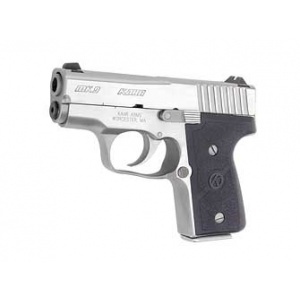 "KAHR MK9 EL 2003 9mm 3"" 5rd Stainless Night Sights"