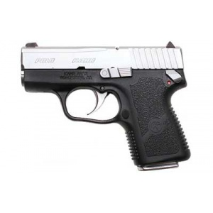 """KAHR PM9 9mm 3"""" Barrel 6rd Polymer Stainless Night Sights PM9193N"""