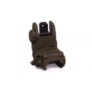 Magpul® MBUS® Rear Flip Sight Gen 2 OD Green