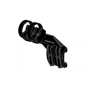 Magpul® Rail Light Mount Left 1913 Picatinny Black