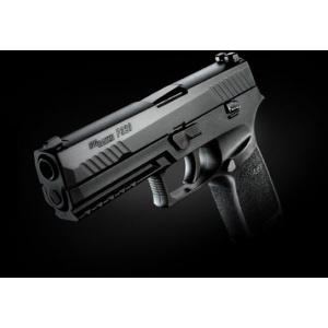 "SIG P320C 9MM 3.9"" 15rd Black SIGLITE® Night Sights"