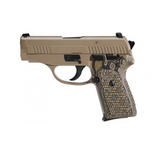 "SIG P239 .357SIG 3.6"" 7rd FDE Night Sights 239-357-SCPN"