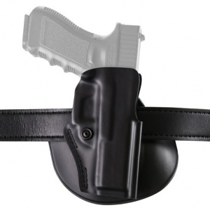 Safariland 5198 Paddle/Belt Loop Holster STI Short Dust Cover 2011 5""
